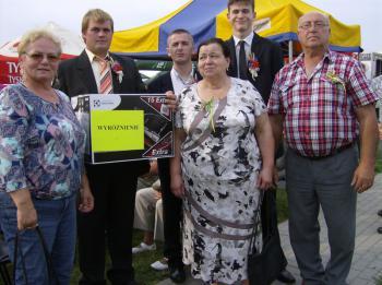 Galeria Dożynki powiatowe w Olszance, 14. 09. 2014