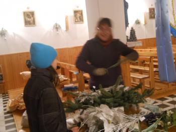 Galeria Stroimy Kaplice na Swieta, 22 12 2014