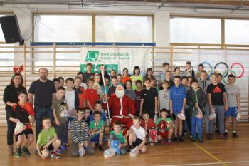 Galeria Mikołajkowy Turniej Tenisa Stołowego