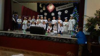 Galeria świąteczne kolędowanie łosiów