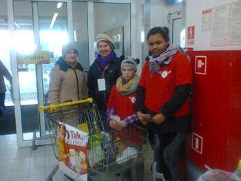 Galeria Mali wolontariusze caritas
