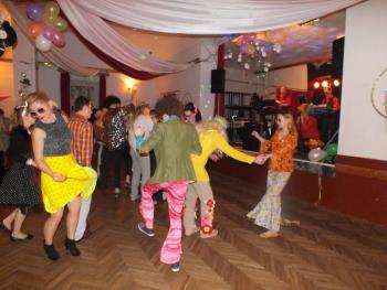 Galeria Zabawa karnawałowa w łosiowskim Domu Kultury