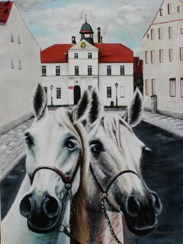 W bocznej uliczce - MONIKA SZCZYPIOR