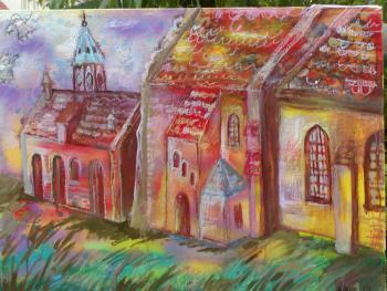 Kościół - ANNA ROZUMSKA