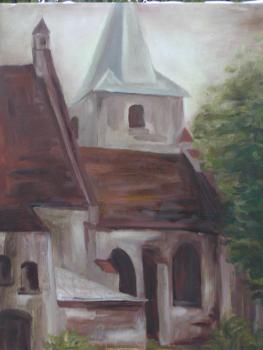 Kościół Ewangelick i- MAGDALENA WRÓBLEWSKA