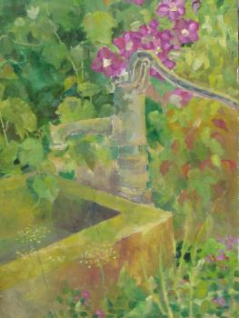 Ogród-pompa - GUSTAW LIS