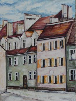 Ulica Matejki - EDWARD PODOLSKI