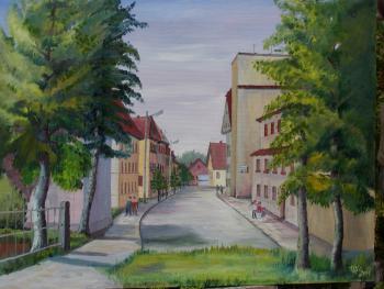 Ulica Wystawowa - TADEUSZ UFA