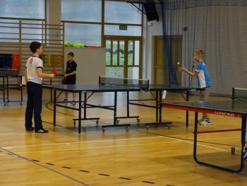 Galeria XVII Turniej Tenisa Stołowego o Puchar Burmistrza  Lewina Brzeskiego