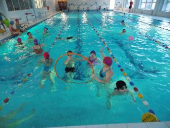 Galeria Nauka pływania zakończona