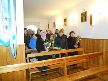 Galeria Niedziela Palmowa w Sarnach Małych