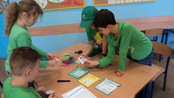 Galeria tydz. ekologiczny - kolor zielony