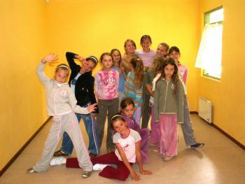 26.06.07 zajęcia integracyjne - taneczne