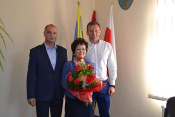 Galeria 40-lat pracy zawodowej - Teresa Chłopek