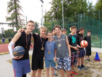 Galeria Streetball 2016