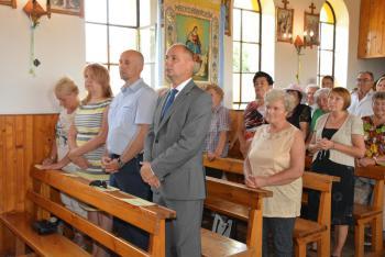 Galeria 25-lecie istnienia kościoła w Oldrzyszowicach