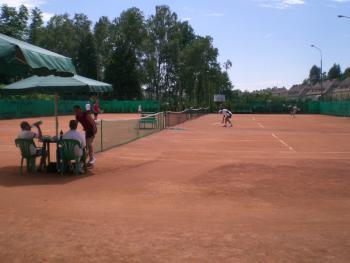 Ogólnopolski Turniej Tenisa Ziemnego w Kędzierzynie - Koźlu 2007