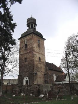 Kosciół św. Antoniego w Strzelnikach
