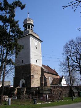 Kościół św. Antoniego w Strzelnikach, autor A Szot