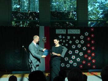 Galeria Inauguracja roku szkolnego w Skorogoszczy