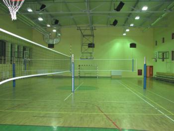 Sala gimnastyczna 4