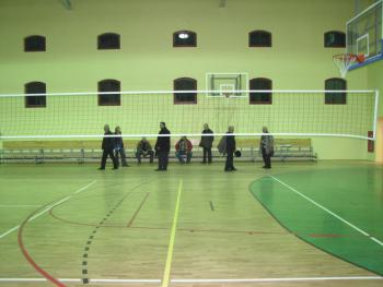 Sala gimnastyczna 6