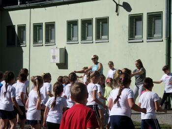 Galeria Tydzień Sportu w PSP w Skorogoszczy