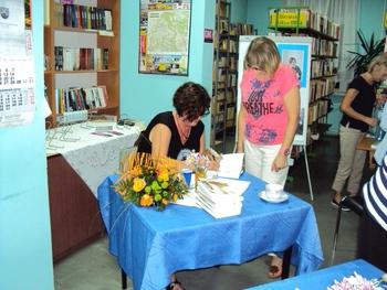 Galeria Spotkanie z Hanną Cygler