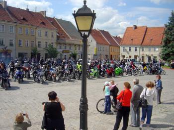 I Zjazd Motocyklowy w Lewinie Brzeskim, autor Leszek Pakuła 3