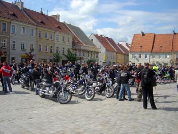 I Zjazd Motocyklowy w Lewinie Brzeskim, autor Leszek Pakuła 4