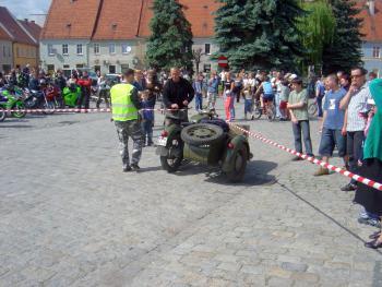 I Zjazd Motocyklowy w Lewinie Brzeskim, autor Leszek Pakuła 5