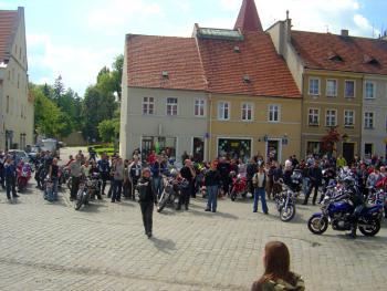 I Zjazd Motocyklowy w Lewinie Brzeskim, autor Leszek Pakuła 6