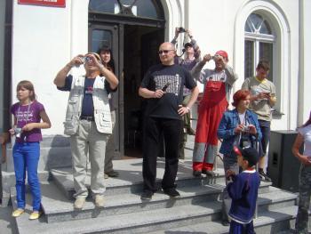 I Zjazd Motocyklowy w Lewinie Brzeskim, autor Leszek Pakuła 9