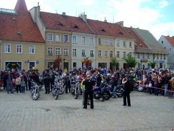 I Zjazd Motocyklowy w Lewinie Brzeskim, autor Leszek Pakuła 10