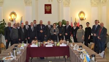 Galeria spotkanie z minister MEn