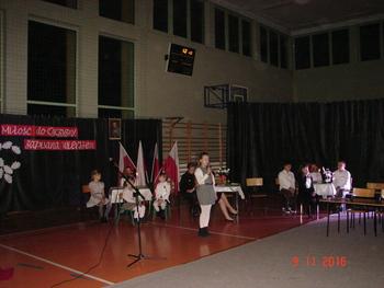Galeria Niepodległość - świętowanie w Skorogoszczy