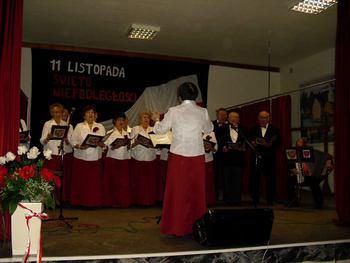 Galeria Dzień niepodległości w Łosiowie 2016
