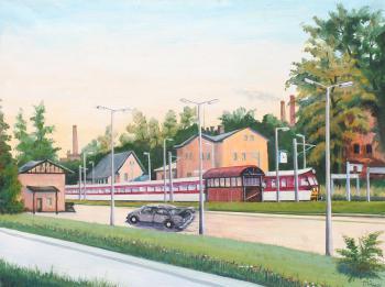 Pociąg do Europy - Tadeusz Ufa