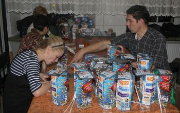 WOŚP w Lewinie Brzeskim 2012