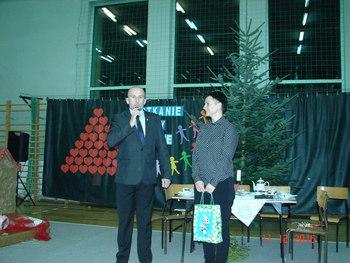 Galeria Spotkanie przy choince PSP Skorogoszcz