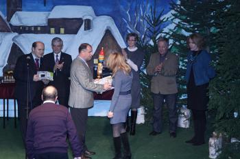 Wręczenie nagród laureatom Wojewódzkiego Przeglądu Zespołów Kolędniczych HERODY 2012