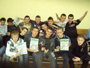 Young Futsal League w Lewinie Brzeskim