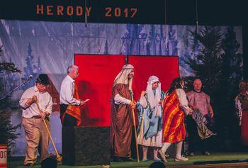 Galeria Herody 2017r.