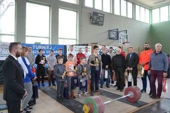Galeria Turniej Podnoszenia Ciężarów - 2017r.