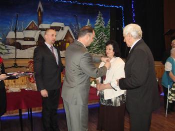 Jubileusz 50-lecia pożycia małżeńskiego