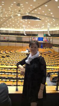 Galeria Wizyta w parlamencie