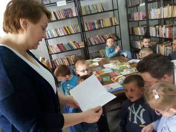 Galeria PSP w Skorogoszczy w Bibliotece