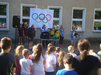 Galeria Dzień dziecka w Łosiowie