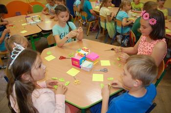 Galeria Dzień Dziecka w PSP LB