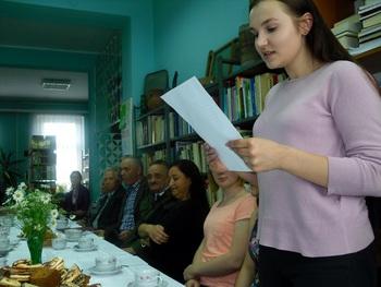 Galeria Wieczór z poezją w Łosiowie